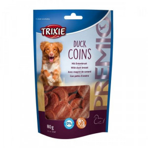 Лакомство для собак Trixie PREMIO Chicken Duck Coins 80 г (утка)