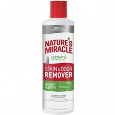 Устранитель пятен и запахов кошек Nature's Miracle Stain&Odor Remover, 8in1, 473 мл