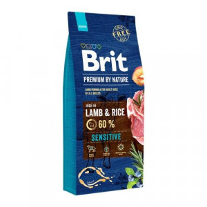Brit Premium Dog Sensitive Lamb 15 kg