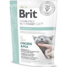 Brit GF Veterinary Diets Cat Struvite 400 g