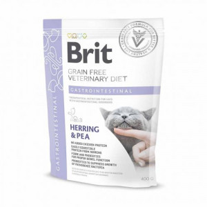 Brit GF Veterinary Diets Cat Gastrointestinal 400 g